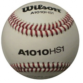 "9"" Wilson Leather Baseball Ball"