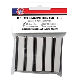 Magnetic U Shape Strips for Coaches Boards