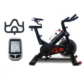 Bodyworx Black Spin Bike