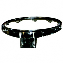 Basketball Club Ring Galvanised