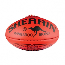 Sherrin KB Veg Tan Football
