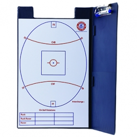 Magnetic Coaches Clipboard