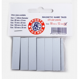 Magnetic Strips for Coaches Boards