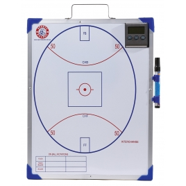 Deluxe Magnetic Coaches Carry Board 36cmx46cm