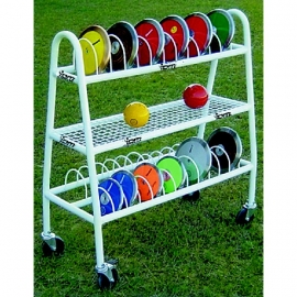 Discus & Shot Put Cart Stand
