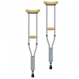 Crutches - Adjustable