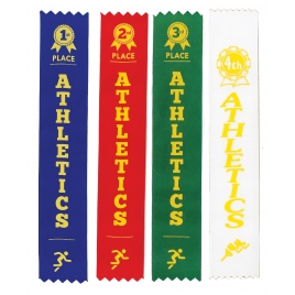 1st - 4th Athletics Sports Day Ribbons