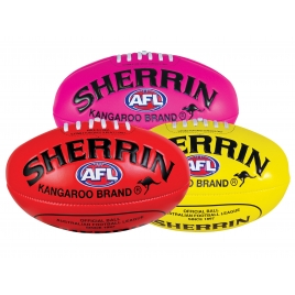 Sherrin Soft Touch Football