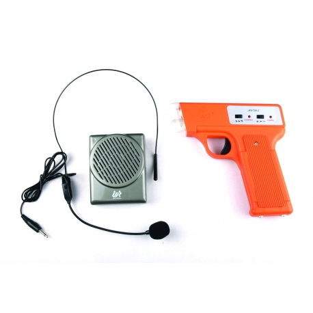 Electronic Starting Pistol & Amplifier