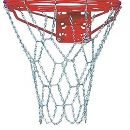 Chain Mesh Basketball Net