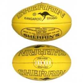 Sherrin KB Poly  Football
