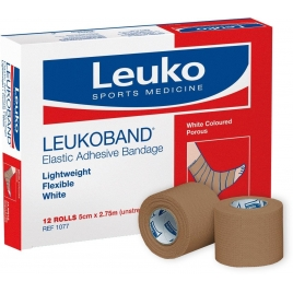 Leukoplast Leukoband EAB White