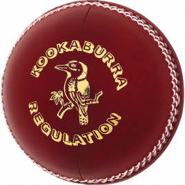 Kookaburra Regulation 4pce Cricket Ball