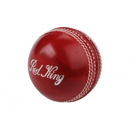 Kookaburra Red King 2pce Cricket Ball