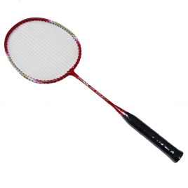 Badminton Racquet - Beginner Short Shaft