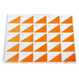 Control Marker Stickers