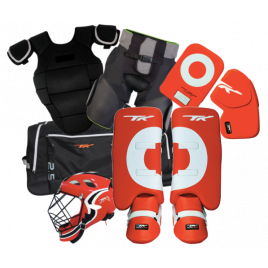 Hockey Goalie Equipment Kit
