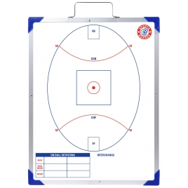 Coaches Carry Board 36x46cm