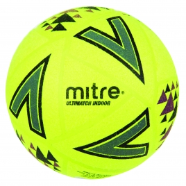 Mitre Ultimatch Felt Soccer Ball