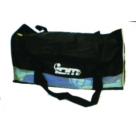 Team Gear Bag with Mesh Panel