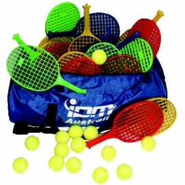 Plastic Tennis Bat Kit