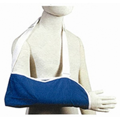 Over the Shoulder Cotton arm sling