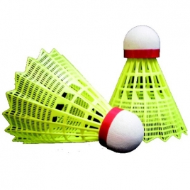 Tournament Badminton Shuttles (Red Speed)
