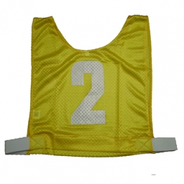 Numbered Basketball Bib