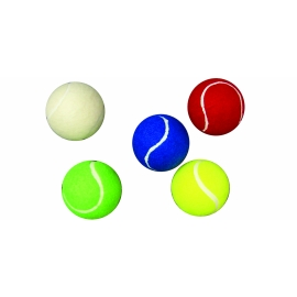 Ball - Coloured Yard Balls Dozen