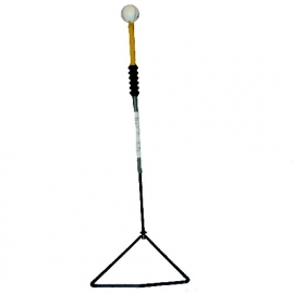 Steel Folding & Height Adjustable Teeball Stand